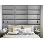 WALL PANEL - SUMPTUOUS GREY - 10.7 SF