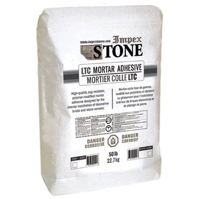 MORTAR ADHESIVE - LTC GREY